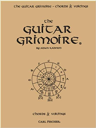 The Guitar Grimoire: A Compendium of Guitar Chords and Voicings ...
