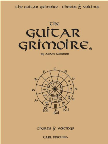 GT2 - The Guitar Grimoire - Chords and Voicings