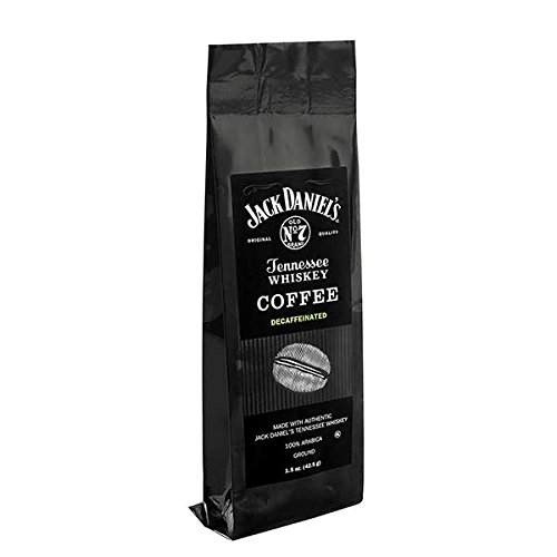 Jack Daniel's Tennessee Whiskey Ground Coffee (1.5oz (Tennessee Whiskey Drinks)