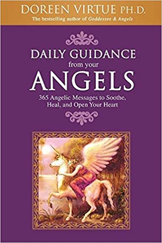 Daily Guidance From Your Angels Oracle Cards: 365 Angelic ...