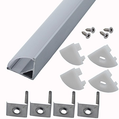 Led Strip Light Channel Plastic