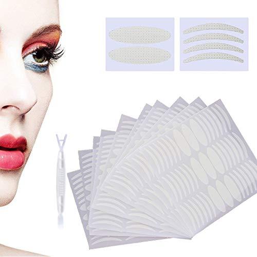 Remedio cintas para parpados caidos de doble cara de fibra ultrainvisible transpirable para parpados, perfecto para…