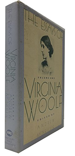 The Essays of Virginia Woolf, Vol. 1: 1904-1912