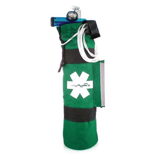 LINE2design Oxygen Cylinder Sleeve Bag - with Star of Life Logo (Oxygen Cylinder Mask)