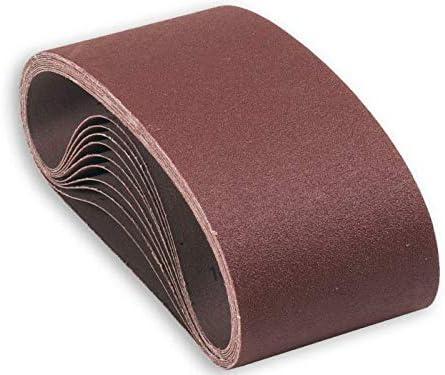 3 bandes abrasives 100x552 grain fin 120 SEA
