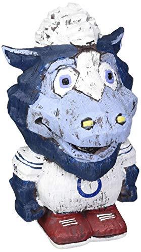 Indianapolis Colts Mascot Eekeez Figurne