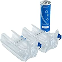 Pressure Relieving Enhanced Foot Protectors Plus with Dedicated Pump - Pressure Ulcer/Bedsore Prevention and Treatment by Repose (1 Pair) 6511100
