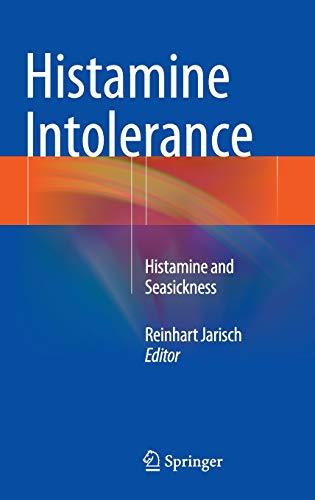 Histamine Intolerance: Histamine and Seasickness