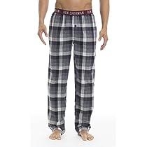 Ben Sherman Sleep & Underwear Mens Flannel LogoPant