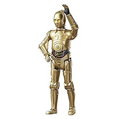 Star Wars: The Last Jedi C-3PO Force Link Figure 3.75 Inches: Toys & Games