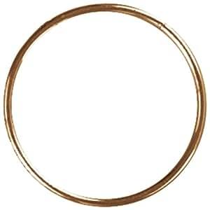 """Brass Ring 3""""-"""