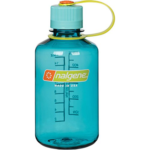 Nalgene NM 1 PtT Sports Water Bottle, Cerulean, 16 oz