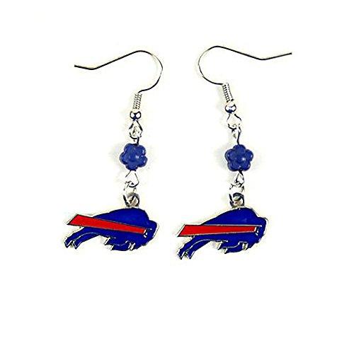 Nfl Earrings Buffalo Bills - 9