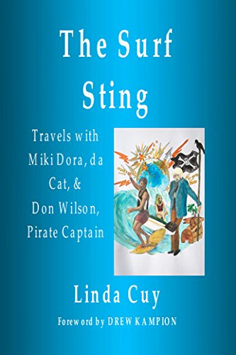 Globe Adventure Dora - The Surf Sting