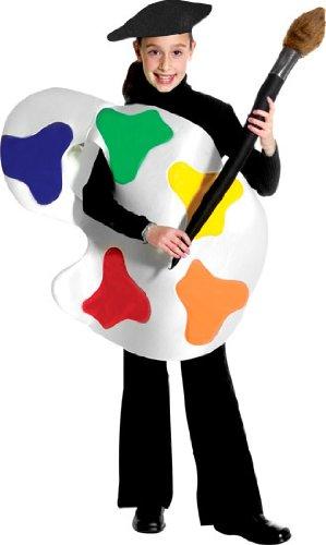(Rasta Imposta Kid's Artist Costume (Size: Standard)