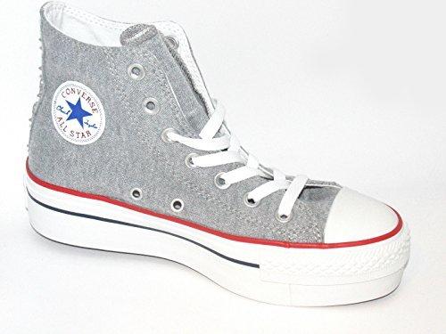 zapatillas mujer converse plataforma