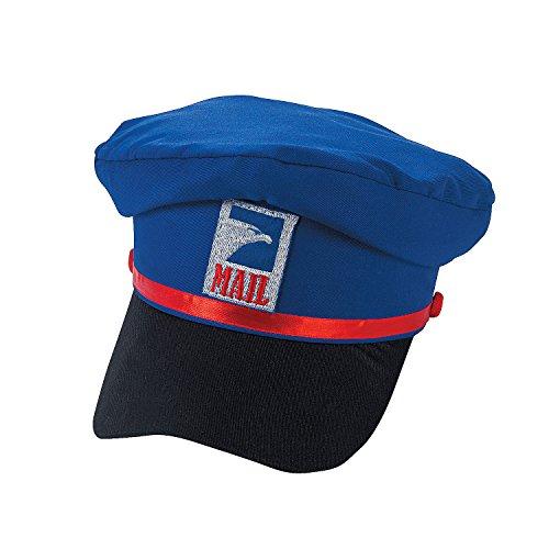 Fun Express Mail Carrier Hat -