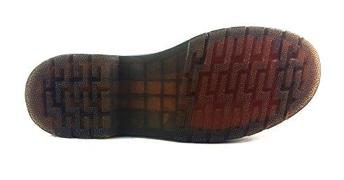 Herren Wildleder Chelsea Stiefel Italian Style Smart Casual Desert Dealer Knöchel Schuhe, schwarz, UK6 / EUR 40 rot