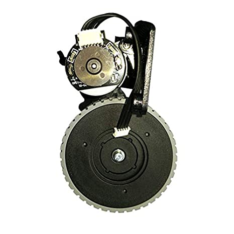 Louu Robot Aspirador de Accesorios para ilife A6 X620 X623 Robot de Ruedas, Incluye Cilindro