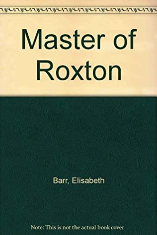 book cover of Master of Roxton