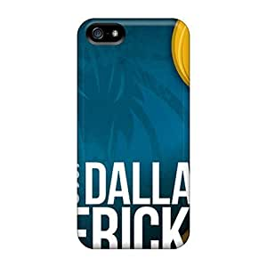 Defender Cases Case For Ipod Touch 4 Cover , Dallas Mavericks Pattern Black Friday