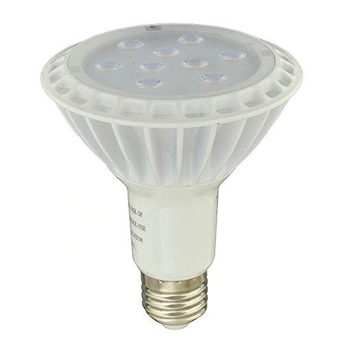ledwholesalers ul dimmable par30 led spot light bulb with. Black Bedroom Furniture Sets. Home Design Ideas