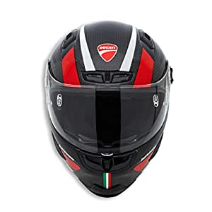 Amazon.com: DUCATI 98104707 DUCATI SPEED EVO - Casco de ...