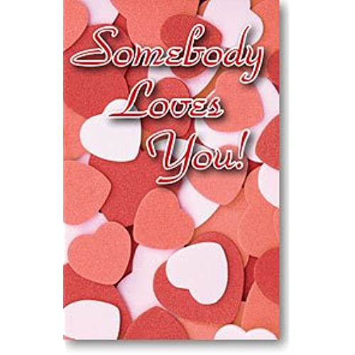 Somebody Loves You! (Packet of 100, NKJV) Sales