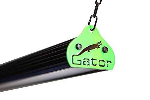 Gator Green LED Grow Room Light - BRIGHT - UL Approved