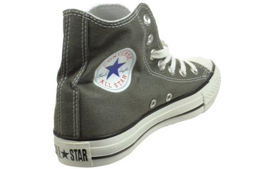 Converse Chuck Taylor All Star Seizoensgebonden High Unisex Schoenen Charcoal 1j793 (8.5 D (m) Us)