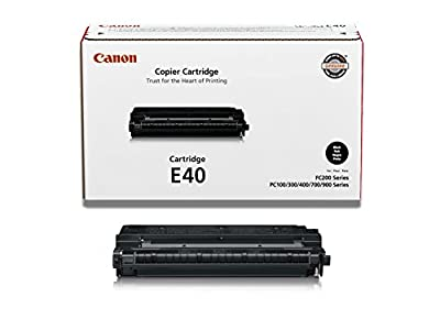 Canon Original E40 Toner Cartridge - Black
