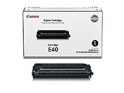 Canon E40 Toner Cartridge - Black