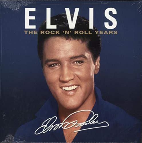 Elvis Presley Rare Records - Elvis Presley: The Rock N Roll Years [Winyl]