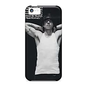 High Quality Phone Cover For Iphone 5c With Provide Private Custom Nice Red Hot Chili Peppers Skin LauraAdamicska