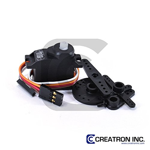 Analog Feedback Servo Motor (1.6kgcm)
