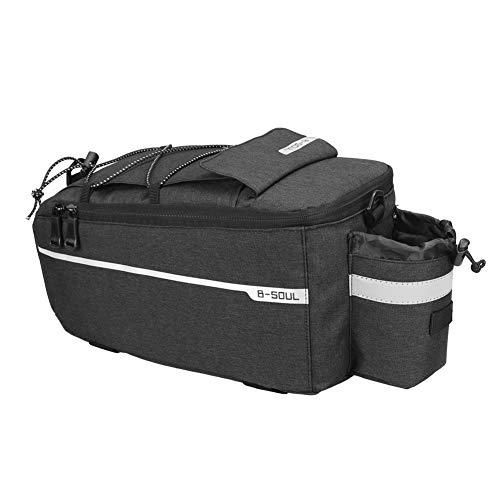 (Daxin Bike Back Rack Trunks Heat Insulation Bags Pack Bicycle Rear Rack Pouch MTB Bike Pannier)