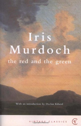 Book cover for The Red and the Green