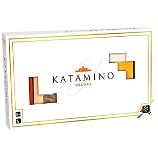 GIGAMIC - Katamino Deluxe - Puzzle Game for one Player, Exclusive Edition