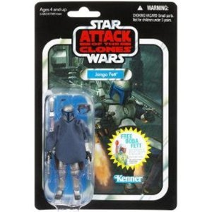Star Wars: The Vintage Collection Action Figure VC34 Jango Fett 3.75 Inch]()