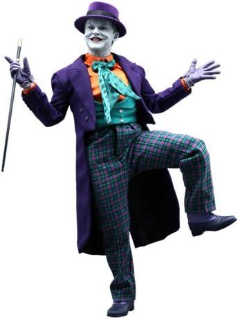 Jack Nicholson Joker Batman 1//6 Scale Head Cast For Custom Figures Hot Toys