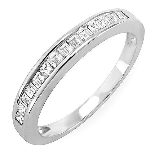 0.50 Ct Asscher Diamond - 3