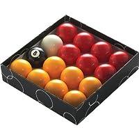 East Eagle Bolas de billar/piscina, juego completo de 16 bolas