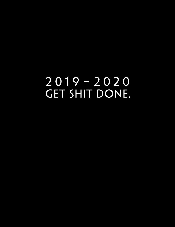 2019 - 2020: Weekly Planner Starting June 2019 - May 2020 ...