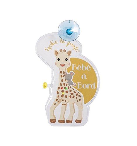 Sophie la Girafe Fresh Touch Fash B/éb/é /à Bord Vulli