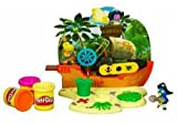 : Play-Doh Backyardigans Pirate Ship Playset