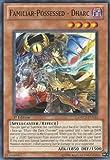 YuGiOh Zexal Order Of Chaos Single Card Familiar-Possessed - Dharc ORCS-EN033 Common
