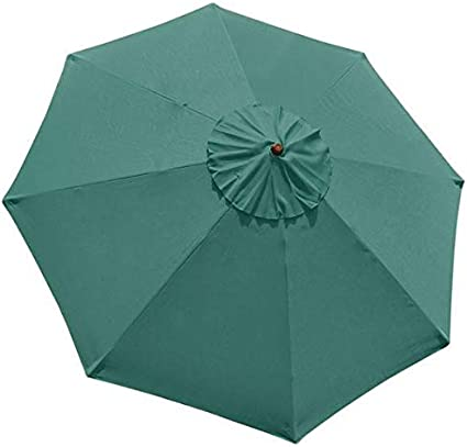 Amazon Com X Large 10 Ft 120 Inches Polyester 8 Rib Umbrella Replacement Canopy Green For Outdoor Patio Cover Furniture Beach Market Stall Uv Protect Sun Block Water Resist Garden Outdoor First of all just type the feet (ft) value in the text field of the conversion form to start converting ft to in , then select the decimals value and finally hit convert button if auto. 120 inches polyester 8 rib umbrella