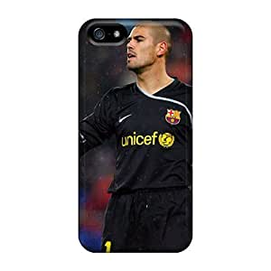 New Shockproof Protection Diy For HTC One M7 Case Cover The Player Of Barcelona Victor Valdes Cases Covers