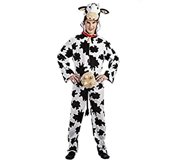 Car&Gus Disfraz de Vaca para Hombre: Amazon.es: Juguetes y juegos