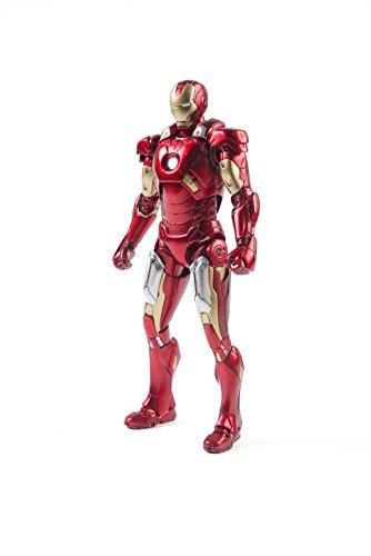 Comicave Studios Marvel Iron Man Mark VII (7) Collectible Figure, Mark 7